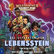Cover-Bild zu Warhammer Adventures - Die Acht Reiche 01 (Audio Download) von Huddleston, Tom