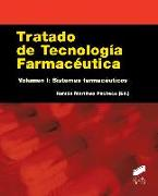 Cover-Bild zu Tratado de tecnología farmacéutica I