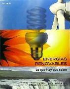 Cover-Bild zu Energías renovables: lo que hay que saber