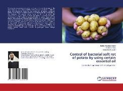 Cover-Bild zu Control of bacterial soft rot of potato by using certain essential oil von Shaikh, Bader Abdulhai