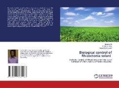 Cover-Bild zu Biological control of Rhizoctonia solani von Ali, Ibrahim