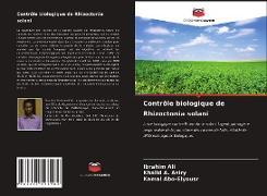 Cover-Bild zu Contrôle biologique de Rhizoctonia solani von Ali, Ibrahim