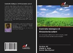 Cover-Bild zu Controllo biologico di Rhizoctonia solani von Ali, Ibrahim