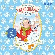 Cover-Bild zu Wunschbüro Edda - Teil 6: Das Schneeflockenwunder (Audio Download) von Kolb, Suza