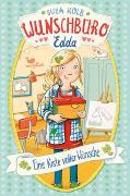 Cover-Bild zu Wunschbüro Edda - Eine Kiste voller Wünsche von Kolb, Suza