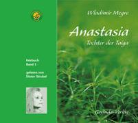 Cover-Bild zu Anastasia, Tochter der Taiga (CD) von Megre, Wladimir