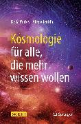 Cover-Bild zu Kosmologie für alle, die mehr wissen wollen (eBook) von Perlov, Delia