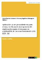 Cover-Bild zu Aplicación de un procedimiento para evaluar la eficiencia en el proceso de explotación según el consumo de combustible de las cosechadoras de caña KTP- 2M von Aguilera Almaguer (Editor), Osmany