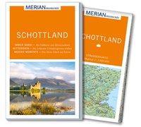 Cover-Bild zu MERIAN momente Reiseführer Schottland von de Paoli, Nicola