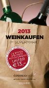 Cover-Bild zu weinkaufen im Supermarkt 2013 von Hackl, Konrad
