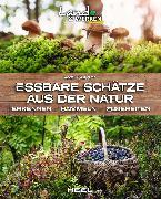 Cover-Bild zu Essbare Schätze aus der Natur (eBook) von Gutjahr, Axel