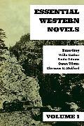 Cover-Bild zu Essential Western Novels - Volume 1 (eBook) von Grey, Zane