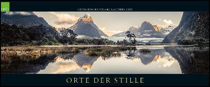 Cover-Bild zu GEO SAISON Panorama: Orte der Stille 2022 - Panorama-Kalender - Wand-Kalender - Groß-Formate - 120x50 von Gruner+Jahr GmbH