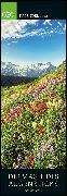 Cover-Bild zu GEO Vertical: Die Magie des Augenblicks 2022 - Wand-Kalender - Fotografie-Kalender - 34x98 von Frates, Dennis