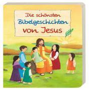 Cover-Bild zu Die schönsten Bibelgeschichten von Jesus von Abeln, Reinhard