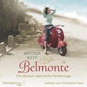 Cover-Bild zu Belmonte von Riepp, Antonia
