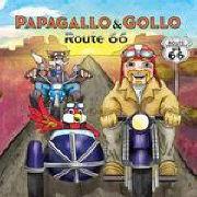 Cover-Bild zu Papagallo und Gollo. Route 66 von Pfeuti, Marco