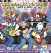 Cover-Bild zu Papagallo und Gollo - Party, Dance und Rock 'n' Roll von Pfeuti, Marco