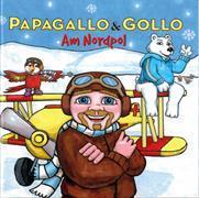 Cover-Bild zu Papagallo und Gollo am Nordpol von Pfeuti, Marco