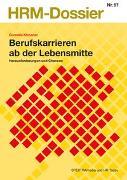 Cover-Bild zu Karrieren ab der Lebensmitte von Klossner, Cornelia