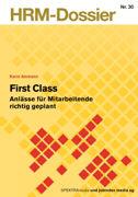 Cover-Bild zu First Class von Ammann, Karin