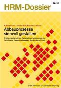 Cover-Bild zu Abbauprozesse gestalten von Wyssen, Ruedi