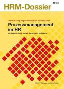 Cover-Bild zu Prozessmanagement im HR von De Jong, Daniel