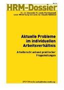 Cover-Bild zu Aktuelle Probleme im individuellen Arbeitsverhältnis von Lecki, Alexander R