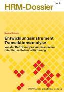 Cover-Bild zu Entwicklungsinstrument Transaktionsanalyse von Brüesch, Markus