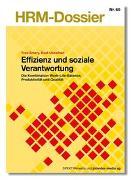 Cover-Bild zu Effizienz und soziale Verantwortung von Emery, Yves