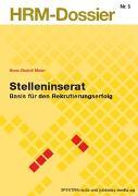 Cover-Bild zu Stelleninserat von Meier, Hans R