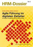 Cover-Bild zu Agile Führung im digitalen Zeitalter von Buschor, Nathalie