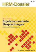 Cover-Bild zu Ergebnisorientierte Besprechungen von Hohenadel, Werner