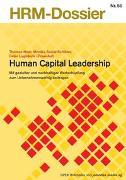 Cover-Bild zu Human Capital Leadership von Heer, Thomas