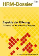 Cover-Bild zu Aspekte der Führung von SPEKTRAmedia (Hrsg.)
