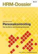 Cover-Bild zu Personalcontrolling von Kobi, Jean M