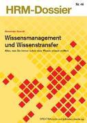 Cover-Bild zu Wissensmanagement und Wissenstransfer von Koerdt, Alexander