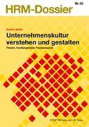 Cover-Bild zu Unternehmenskultur verstehen und gestalten von Müller, Richard