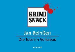 Cover-Bild zu Die Tote im Volksbad (eBook) (eBook) von Beinßen, Jan