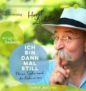 Cover-Bild zu Lichter, Horst: Ich bin dann mal still