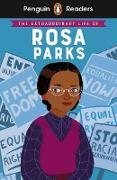 Cover-Bild zu Penguin Readers Level 2: The Extraordinary Life of Rosa Parks (ELT Graded Reader) (eBook) von Kanani, Sheila
