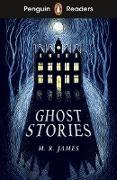 Cover-Bild zu Penguin Readers Level 3: Ghost Stories (ELT Graded Reader) (eBook) von James, M. R.