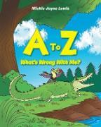 Cover-Bild zu A To Z (eBook) von Lewis, Mickie Jayne