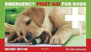 Cover-Bild zu Emergency First for Dogs von Bucksch, Martin