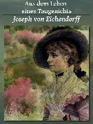 Cover-Bild zu Eichendorff, Joseph Von: Aus dem Leben eines Taugenichts (eBook)