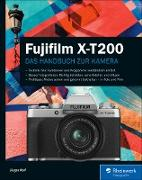 Cover-Bild zu Fujifilm X-T200 (eBook) von Wolf, Jürgen