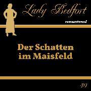 Cover-Bild zu Folge 40: Der Schatten im Maisfeld (Audio Download) von Kluckert, Jürgen (Gelesen)