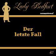 Cover-Bild zu Folge 42: Der letzte Fall (Audio Download) von Kluckert, Jürgen (Gelesen)