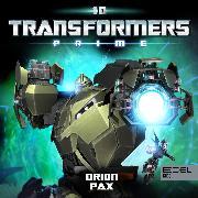 Cover-Bild zu Folge 10: Orion Pax (Das Original-Hörspiel zur TV-Serie) (Audio Download) von Strunck, Angela