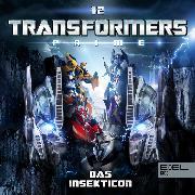 Cover-Bild zu Folge 12: Das Insekticon (Das Original-Hörspiel zur TV-Serie) (Audio Download) von Giersch, Marcus